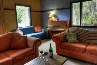 The lounge at James Farmhouse Accommodation